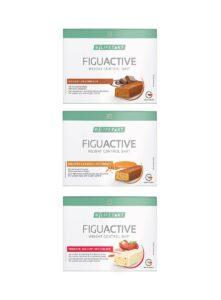 LR LIFETAKT FiguActive Weight Control Bar FiguActiv Reep Maaltijdreep - Set van 3 dozen naar keuze
