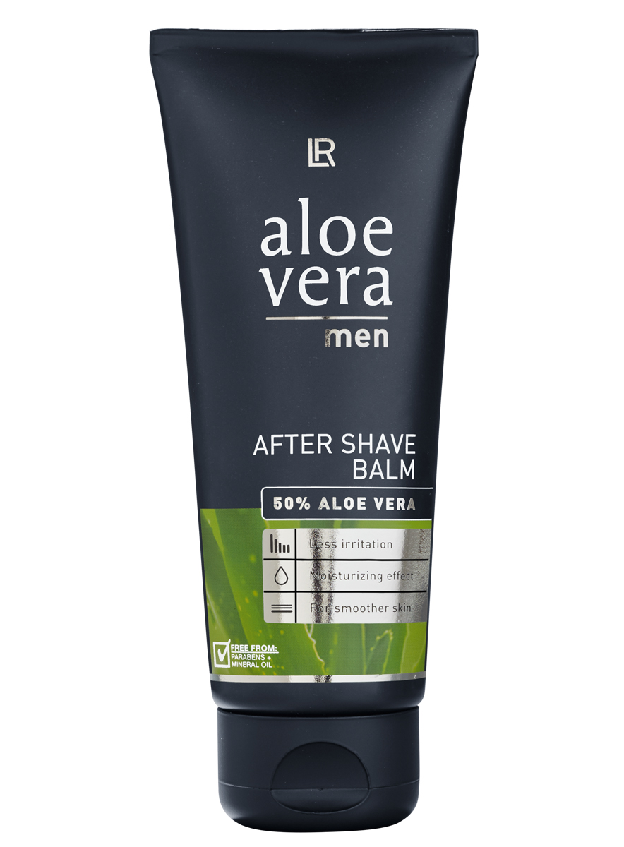 LR Aloe Vera Men After Shave Balm 20401