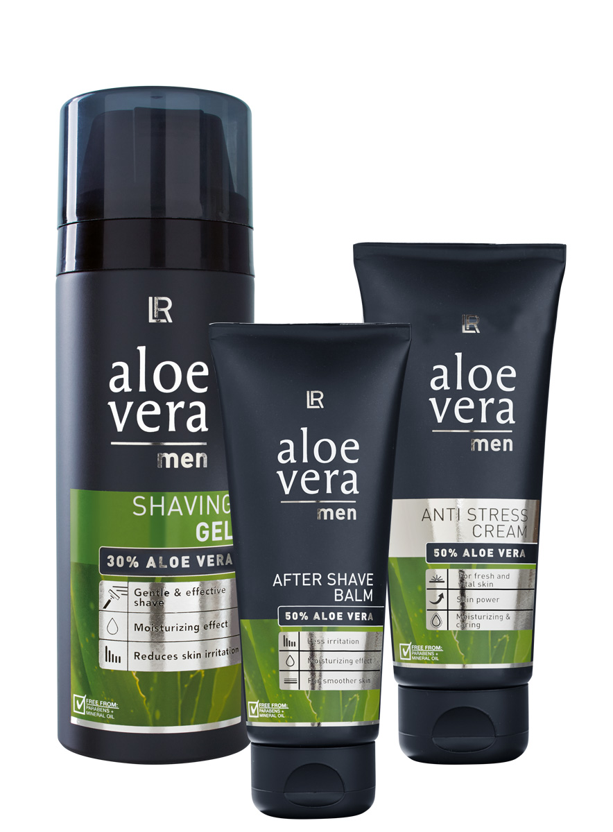 LR Aloe Vera Men Care Set-2 20407