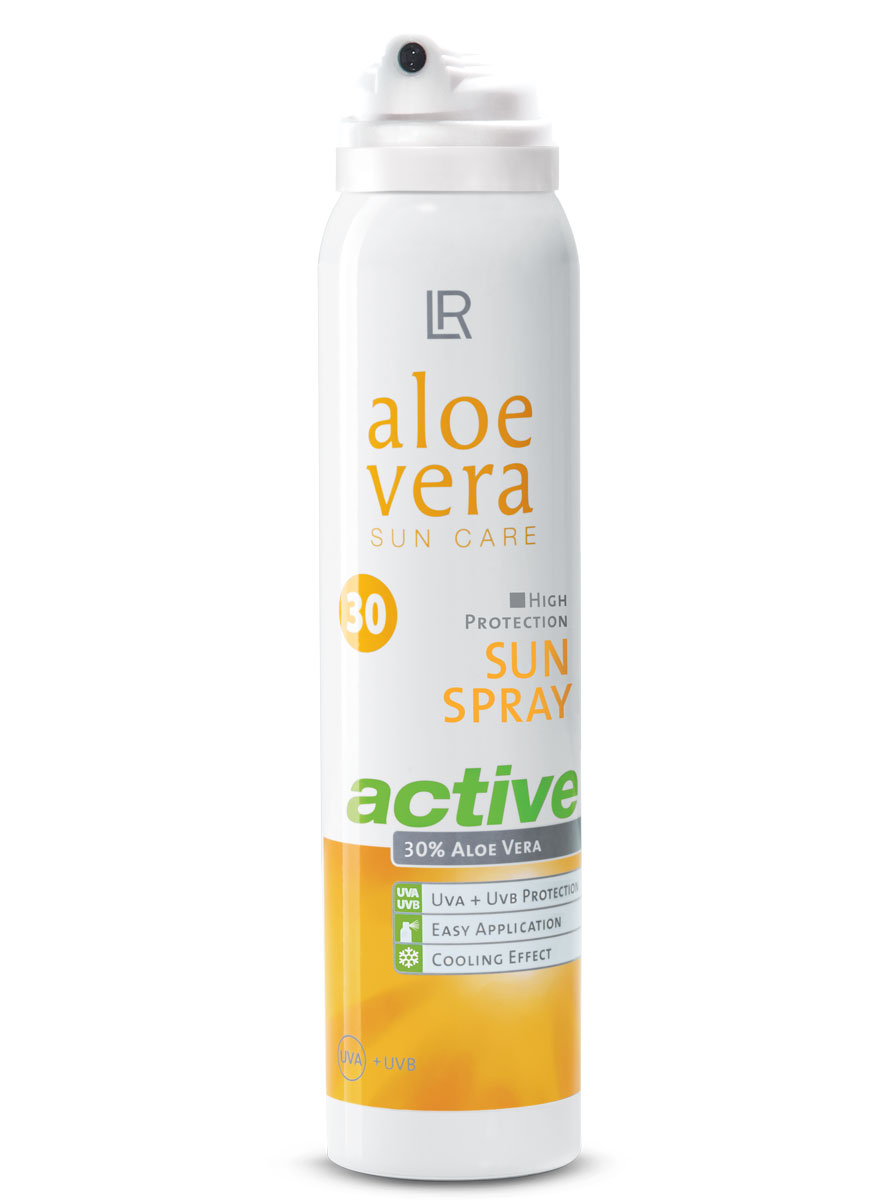 LR Aloe Vera Sun Spray Active SPF-30 23010