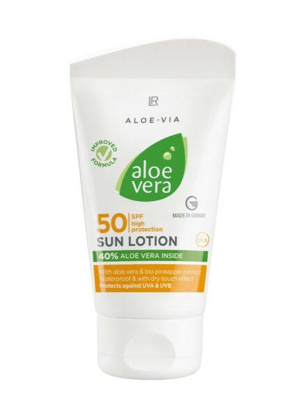 LR ALOE VIA Aloe Vera Sun Lotion SPF 50