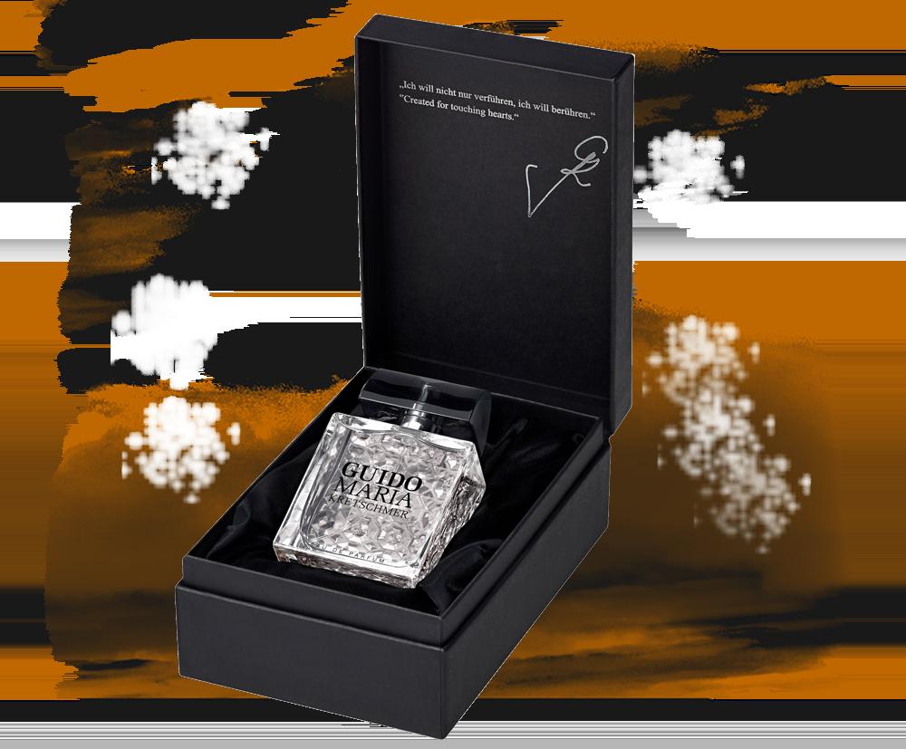 guido maria kretschmer eau de parfum for man beme. Black Bedroom Furniture Sets. Home Design Ideas