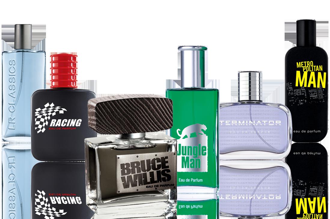 LR Parfum voor heren