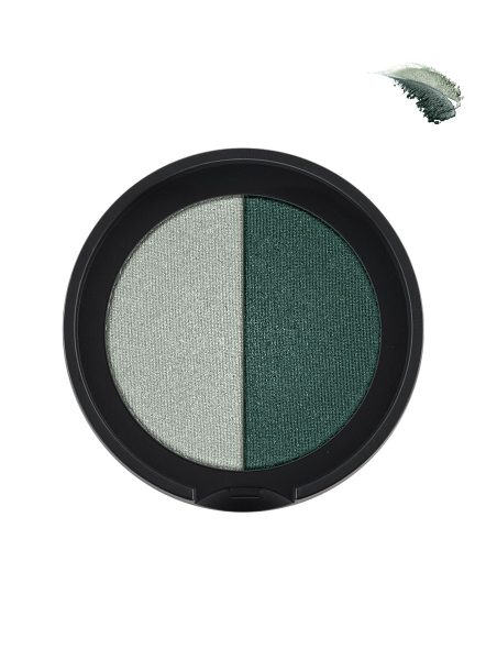 LR COLOURS Eyeshadow No 01 Mint 'n' Pine Green