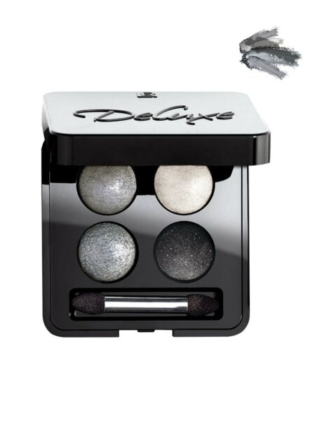 LR DELUXE Artistic Quattro Eyeshadow No 1 Night Rock