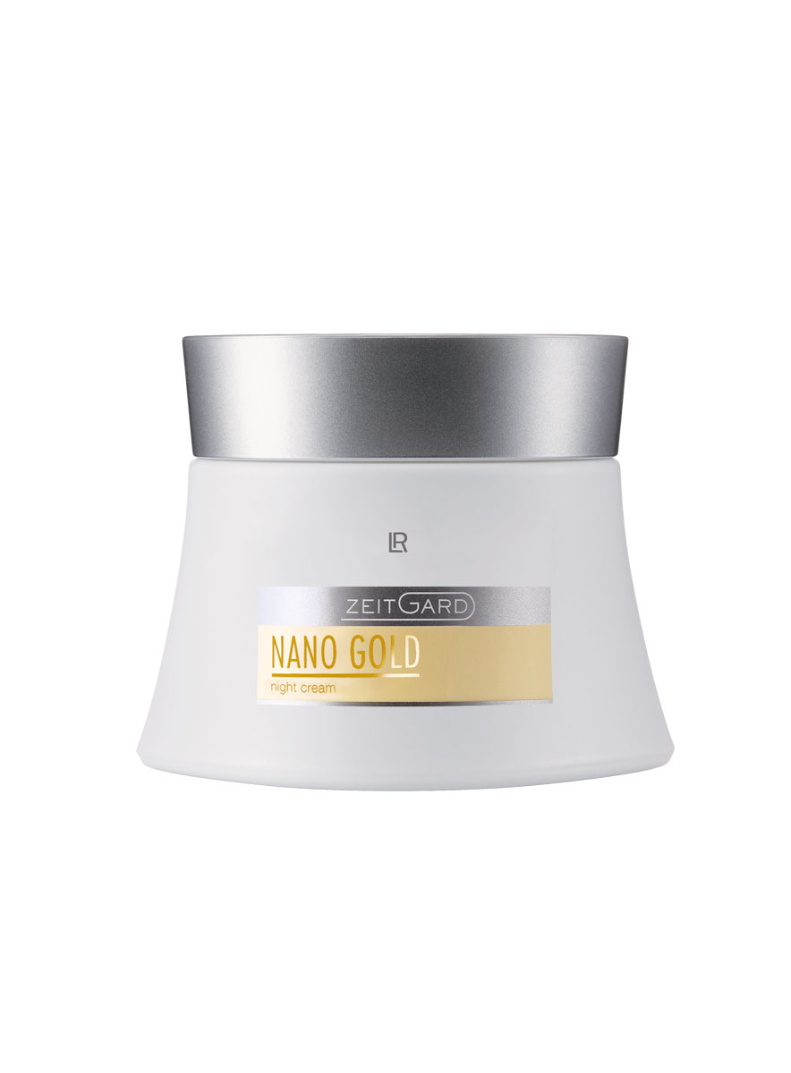 LR Zeitgard Nano Gold Night Cream