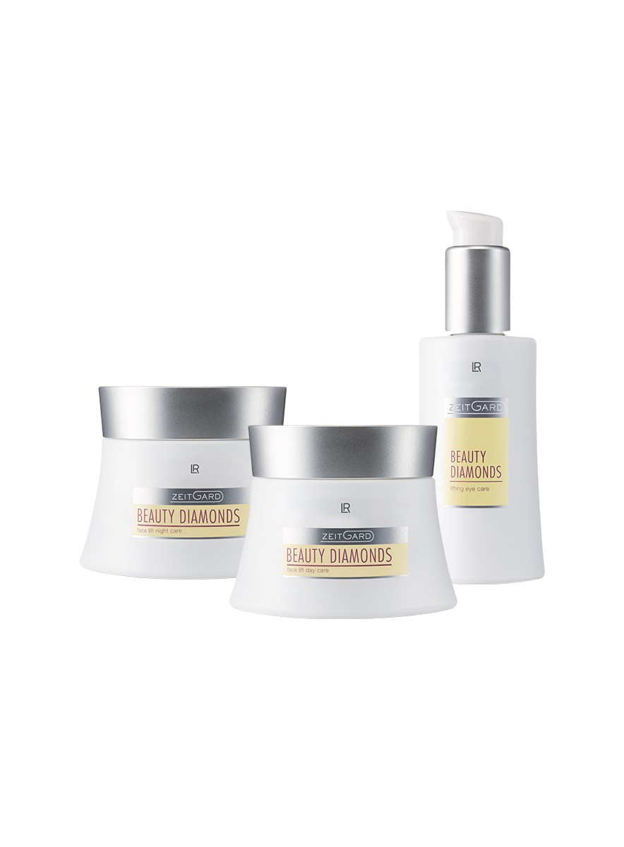 LR ZEITGARD Beauty Diamonds Set
