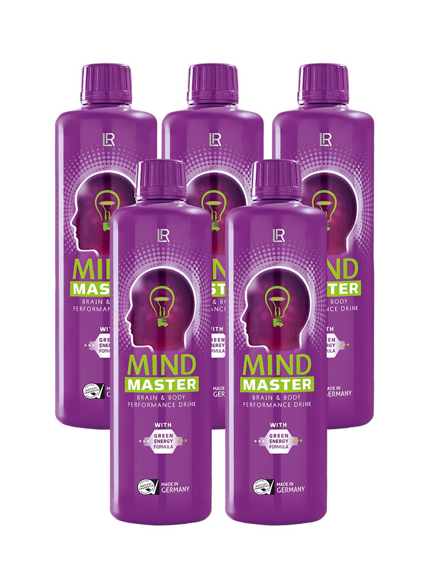 LR Mind Master Brain & Body Performance Drink Green Energy Formula Set 80905