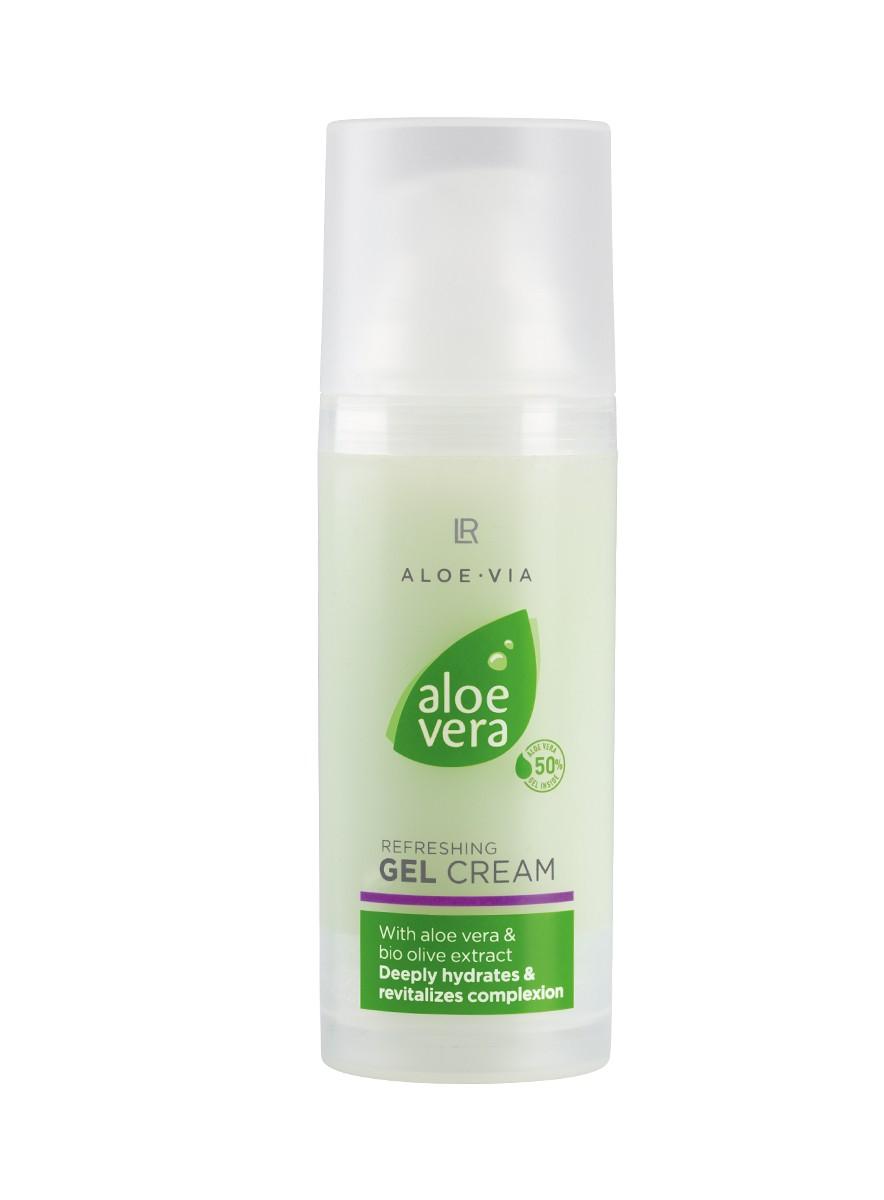 LR ALOE VIA Aloe Vera Refreshing Gel Cream - Vorige Editie