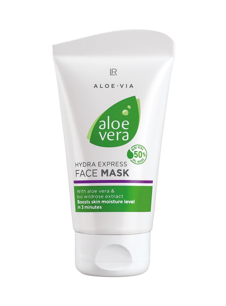 LR ALOE VIA Aloe Vera Hydra Express Face Mask - Vorige Editie