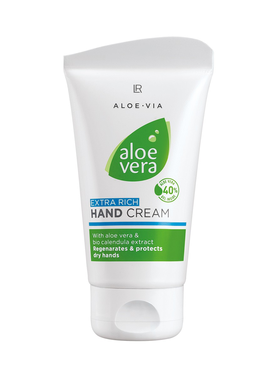 LR ALOE VIA Aloe Vera Extra Rich Hand Cream - Vorige Editie