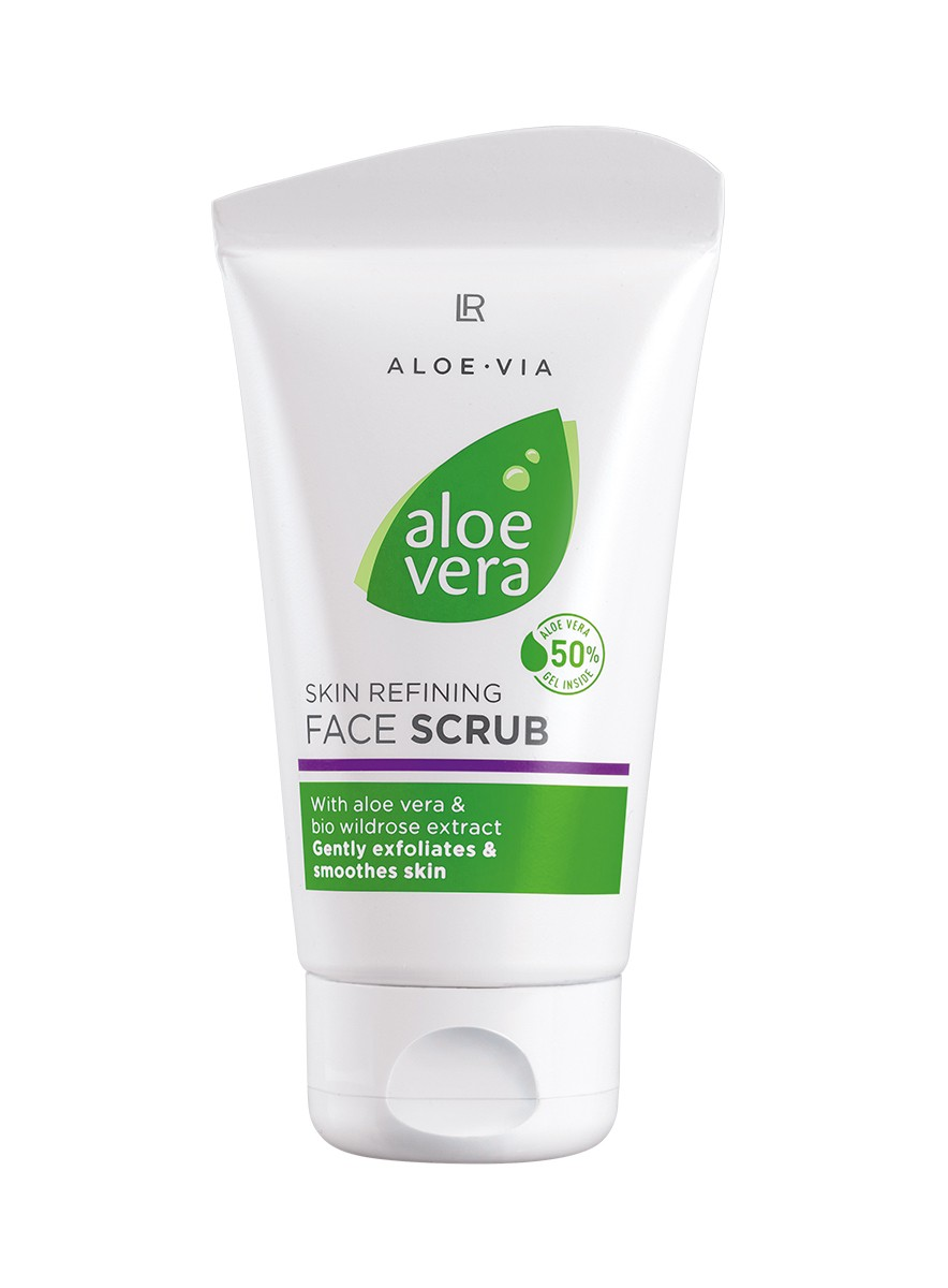 LR ALOE VIA Aloe Vera Skin Refining Face Scrub - Vorige Editie