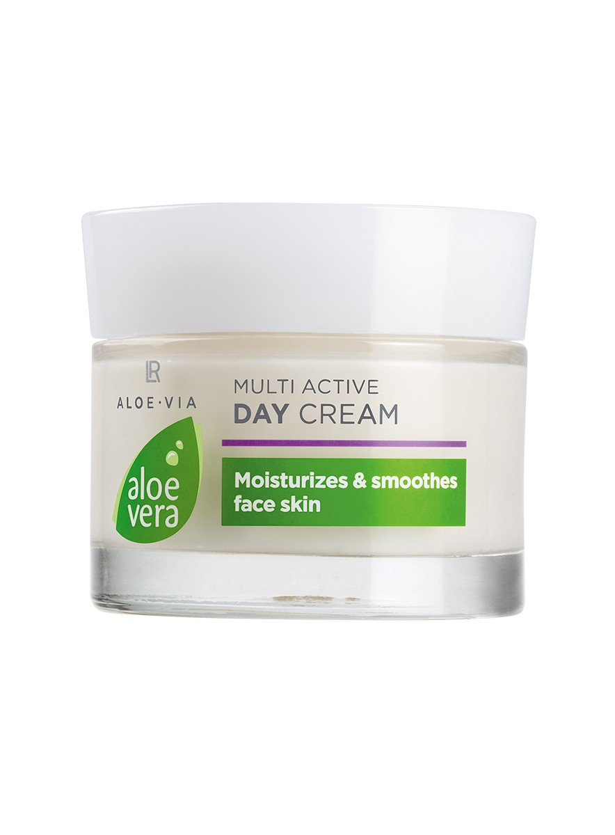 LR ALOE VIA Aloe Vera Multi Active Day Cream - Vorige Editie