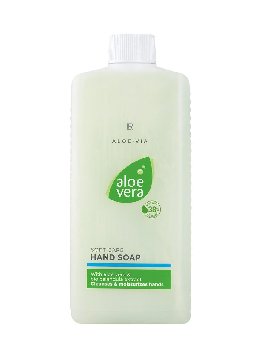 LR ALOE VIA Aloe Vera Soft Care Hand Soap Refill - Vorige Editie