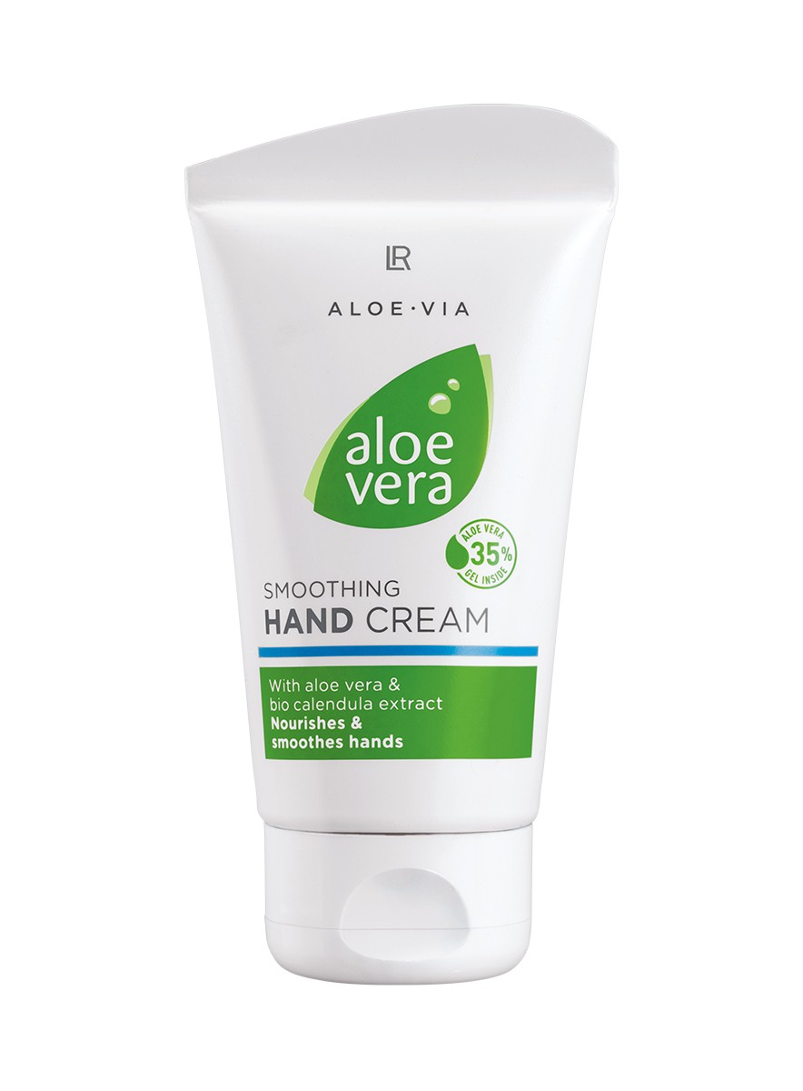LR ALOE VIA Aloe Vera Smoothing Hand Cream - Vorige Editie