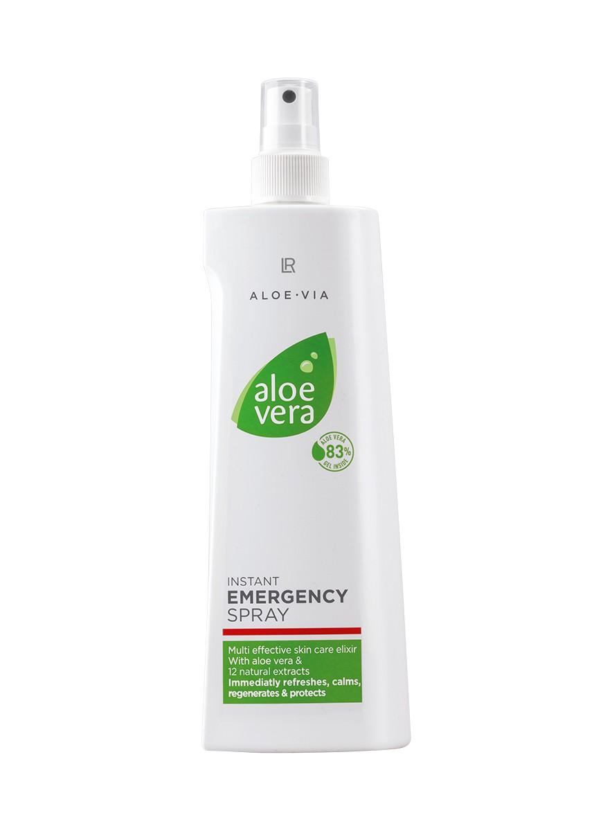LR ALOE VIA Aloe Vera Instant Emergency Spray - Vorige editie