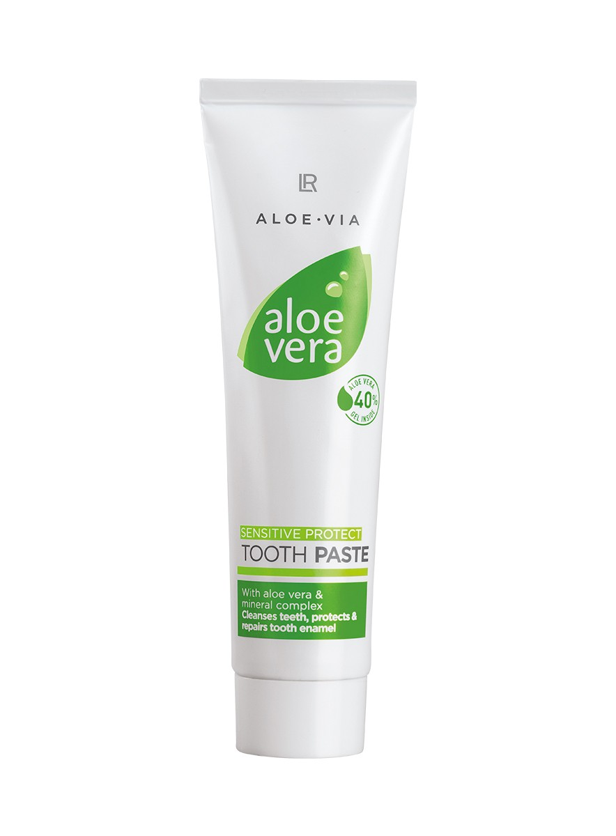 LR ALOE VIA Aloe Vera Sensitive Protect Tooth Paste - Vorige Editie