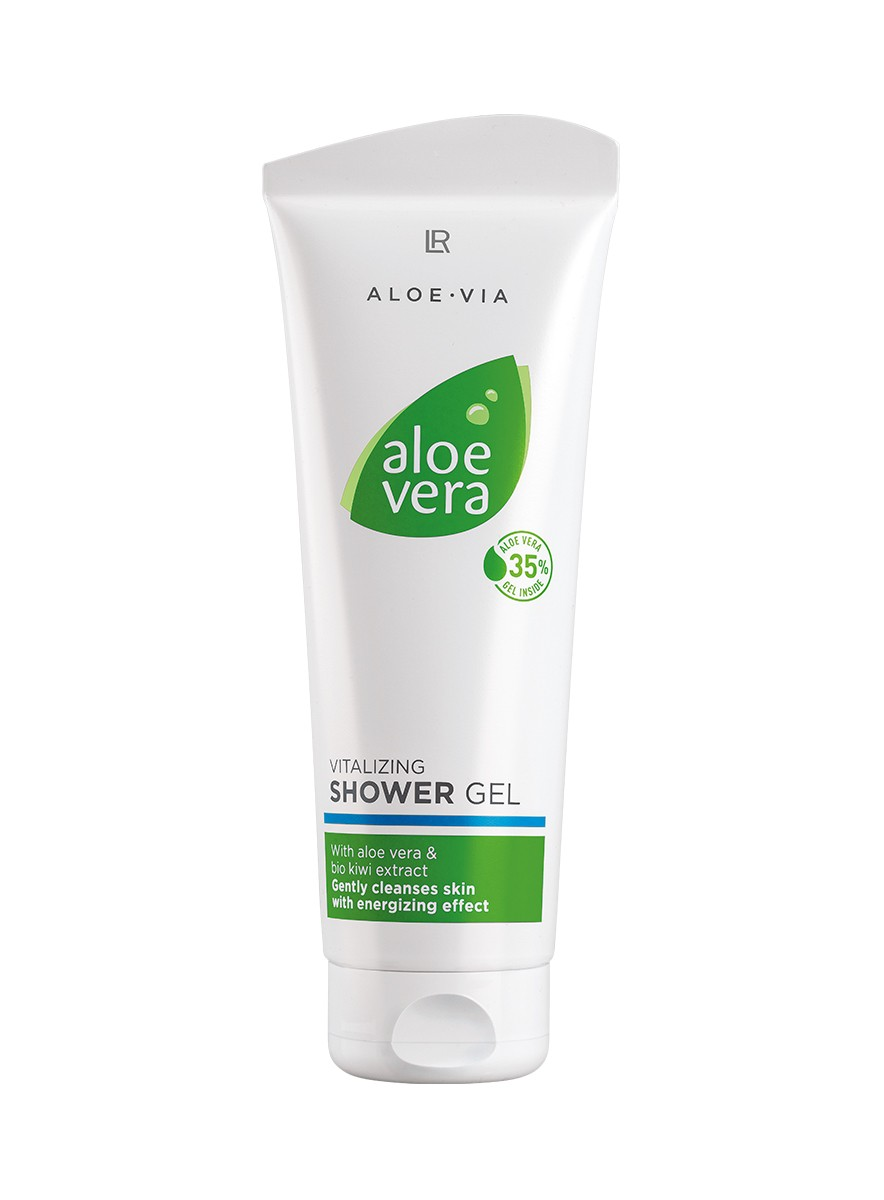 LR ALOE VIA Aloe Vera Vitalizing Shower Gel - Vorige Editie