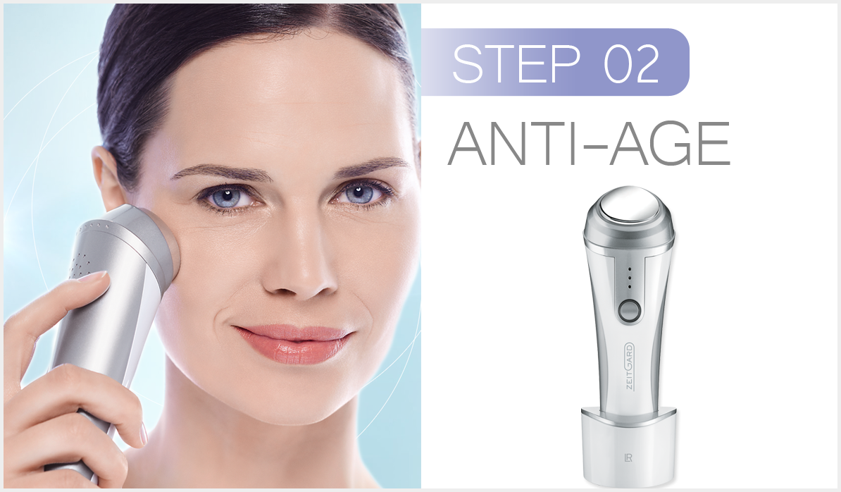 LR Zeitgard Anti-Age Management Step 02 Anti-Age System