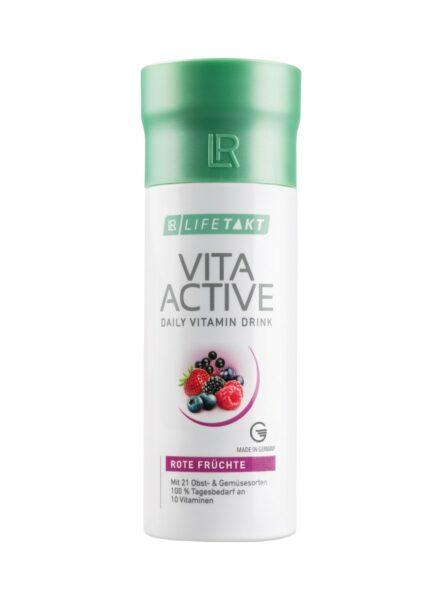 LR LIFETAKT Vita Active Daily Vitamin Drink - Red Fruit