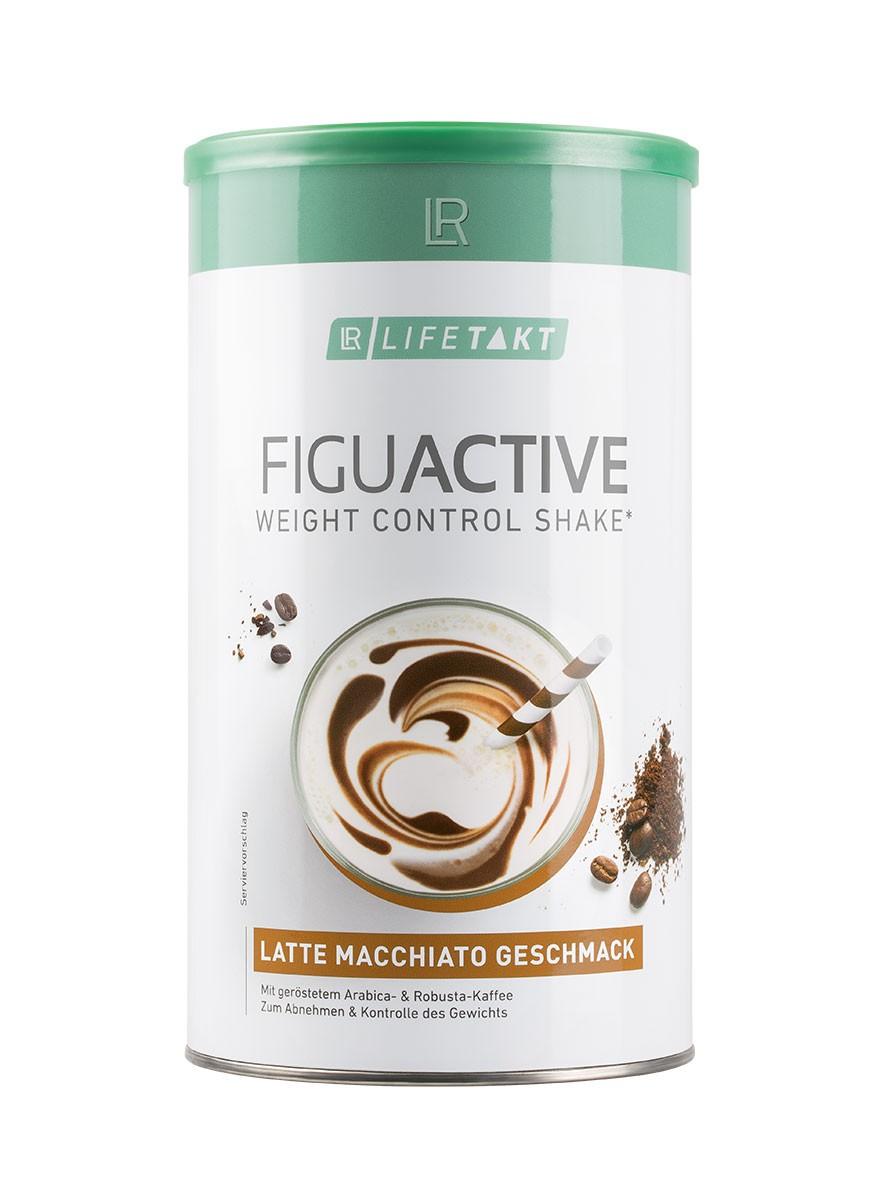 LR LIFETAKT FiguActive Weight Control Shake Latte Macchiato FiguActiv Maaltijdshake