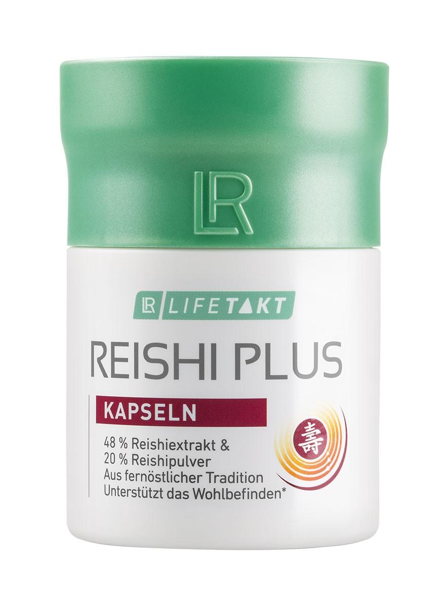 LR LIFETAKT Reishi Plus Capsules