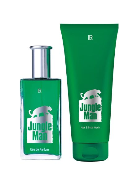 LR Jungle Man Parfumset Set