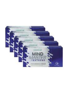 LR LIFETAKT Mind Master Extreme Performance Powder - Set van 5