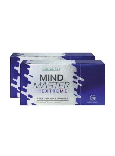 LR LIFETAKT Mind Master Extreme Performance Powder - Set van 2