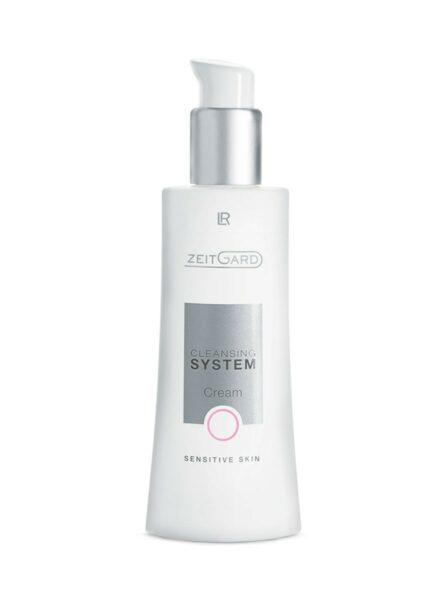 Zeitgard Cleansing System Cream Sensitive Skin   Reinigingscrème voor gevoelige huid