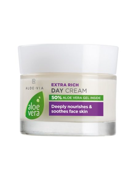 LR ALOE VIA Aloe Vera Extra Rich Day Cream