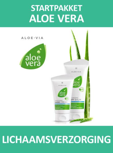 Startpakket Aloe Vera | LR Partner worden