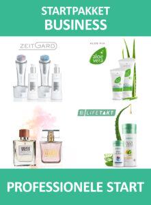 Startpakket Business | LR Partner worden