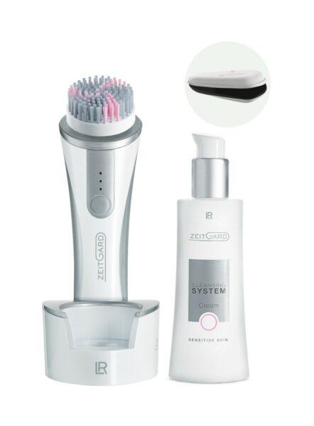 LR ZEITGARD Cleansing System Kit Soft | Gelaatsreinigingsborstel voor gevoelige huid