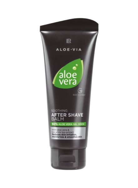 LR ALOE VIA Aloe Vera Soothing After Shave Balm