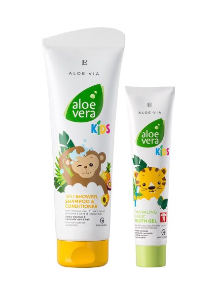 LR ALOE VIA Aloe Vera Kids Set