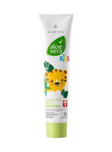 LR ALOE VIA Aloe Vera Kids Twinking Magic Tooth Gel