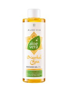 LR Aloe Vera Oriental Spa Shower Gel Oil