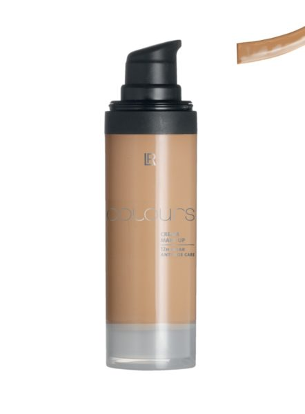LR COLOURS Cream Make-up No 5 Dark Sand