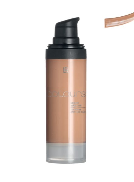 LR COLOURS Cream Make-up No 4 Medium Caramel