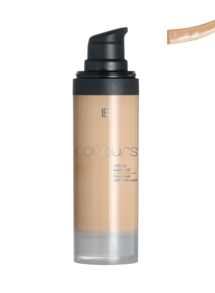 LR COLOURS Cream Make-up No 1 Light Sand