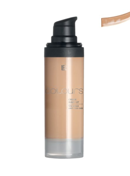 LR COLOURS Cream Make-up No 2 Medium Sand