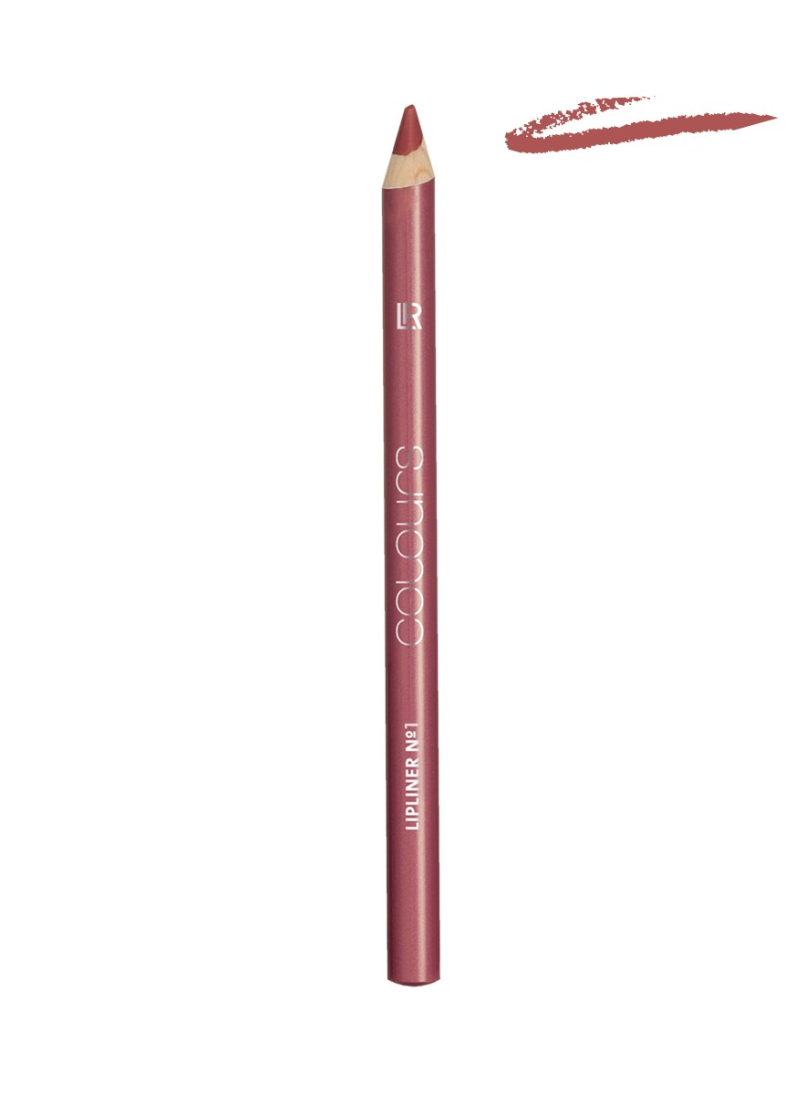 LR COLOURS Lipliner No 1 Warm Rose