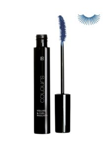 LR COLOURS Volume & Curl Mascara No 5 Night Blue