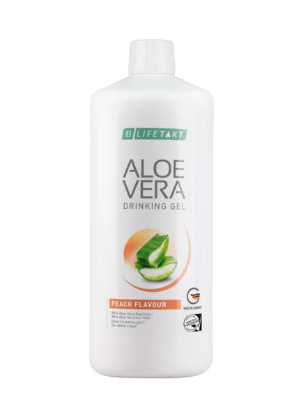 LR LIFETAKT Aloe Vera Drinking Gel Peach Flavour