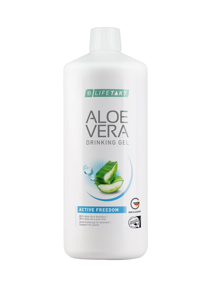 LR LIFETAKT Aloe Vera Drinking Gel Active Freedom | Aloë Vera Drinking Gel Freedom