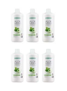 LR LIFETAKT Aloe Vera Drinking Gel Intense Sivera - Set van 6