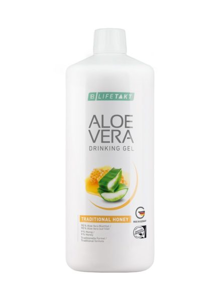 LR LIFETAKT Aloe Vera Drinking Gel Traditional Honey