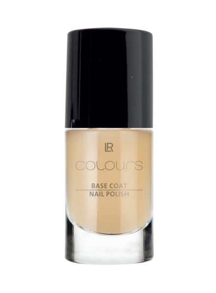 LR COLOURS Base Coat Nail Polish