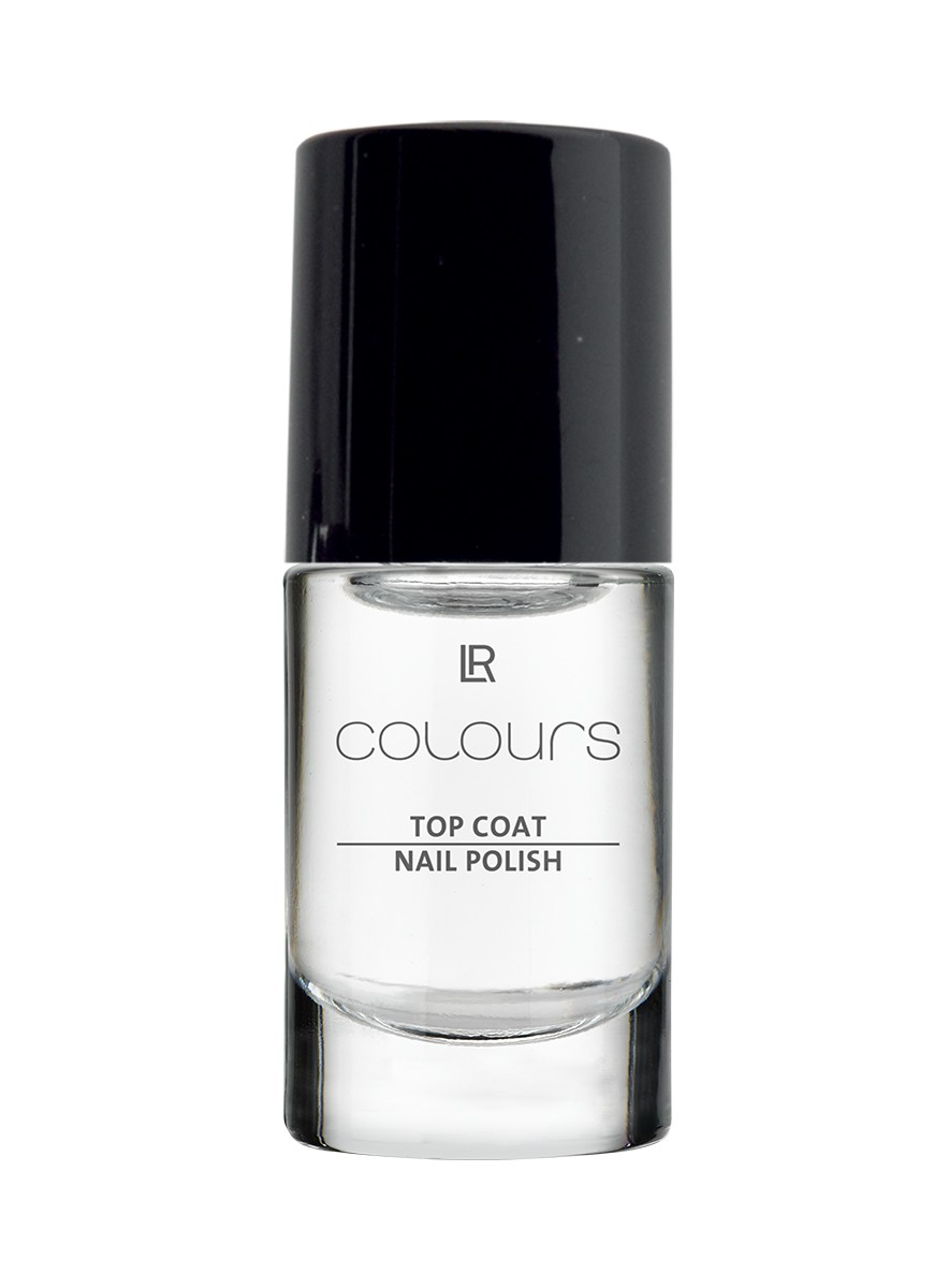 LR COLOURS Top Coat Nail Polish